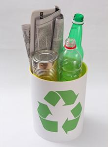 リサイクル可能物